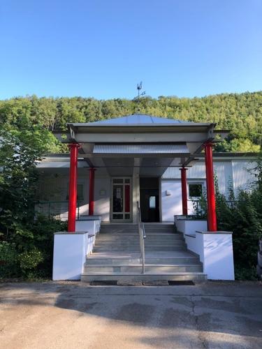 Eingangs-Portal