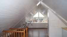 Dachgeschoss ausgebaut