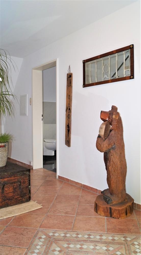Wohnungsflur im Obergeschoss