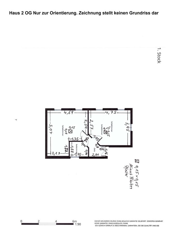 Einfamilienhaus: Dachgeschoss