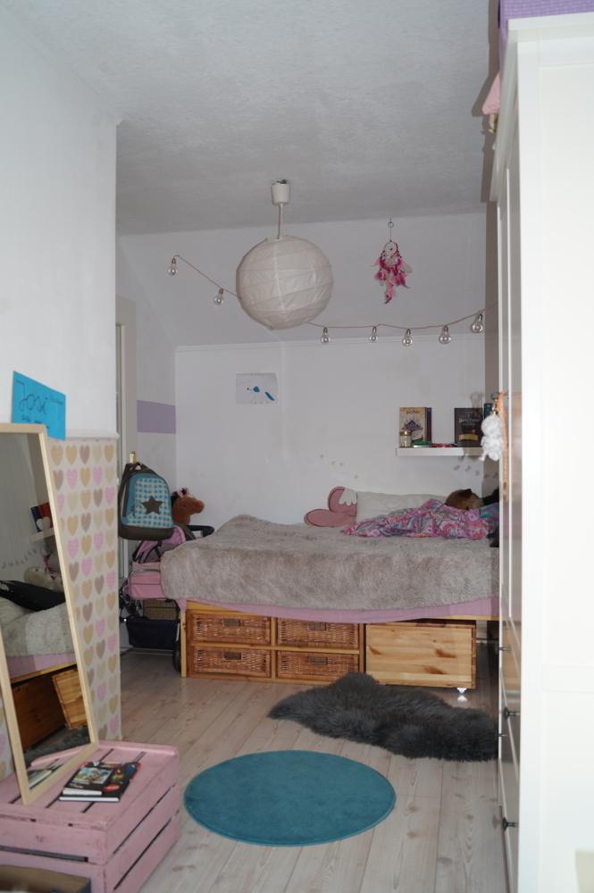 Blick in das Kinderzimmer