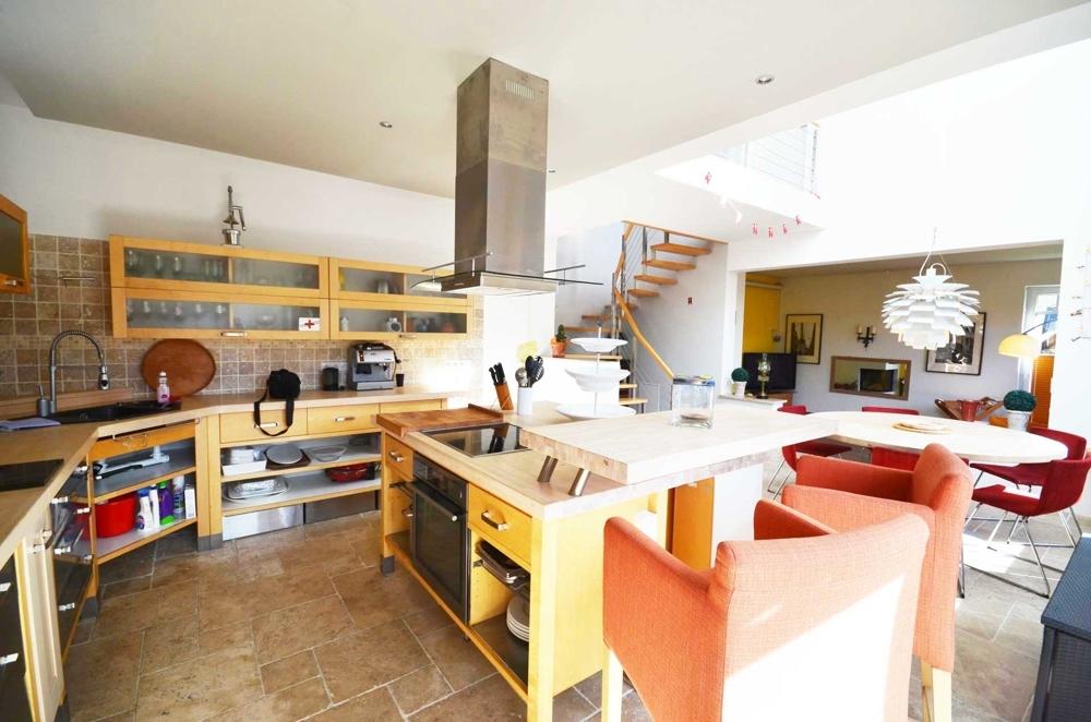 Zeitlos moderne Küche