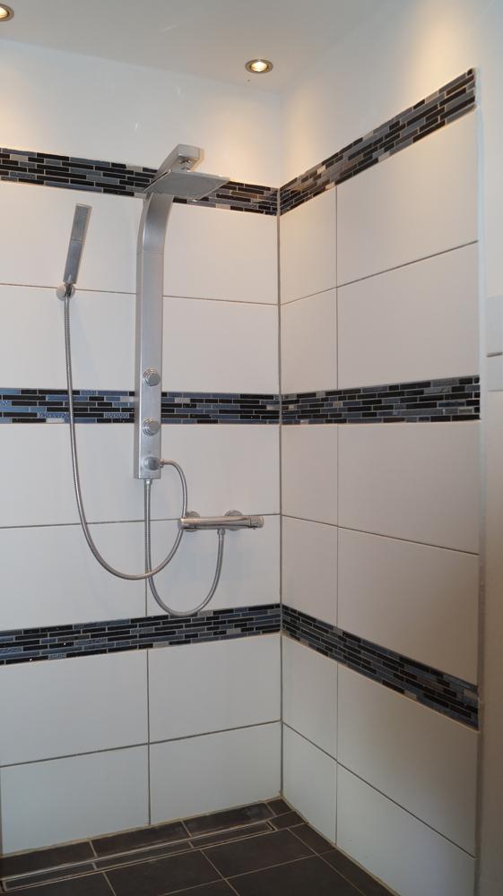 Komfort-Dusche