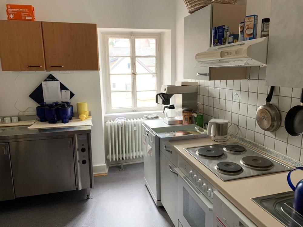 Küche Hotel