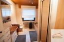 Badezimmer mittelere Wohnung