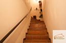 Treppenaufgang vom Keller