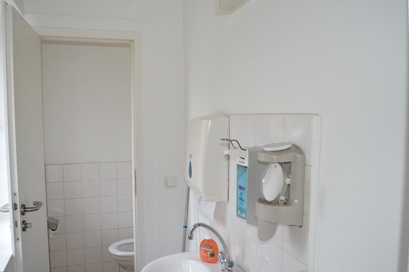 Mitarbeiter WC