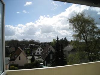Aussicht v. Balkon