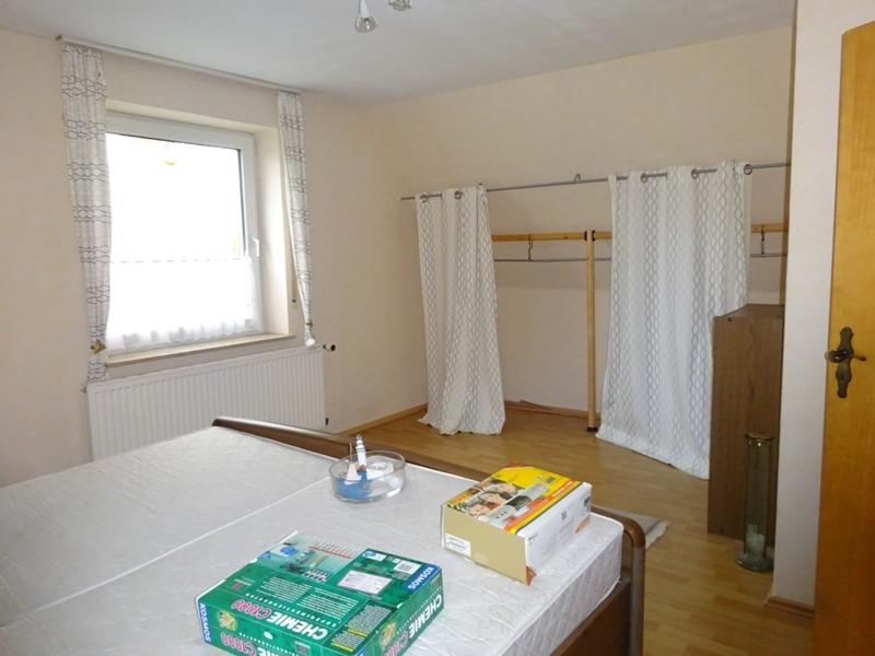 Schlafzimmer /Einliegerwohnung