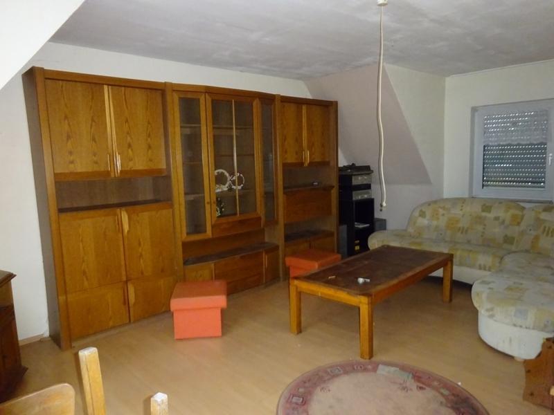 Wohnbereich /Einliegerwohnung