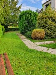 Rückwärtiger Garten