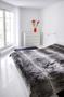 Schlafzimmer mit Blick auf den Ostbalkon