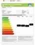 Energiepass Skala