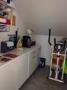 Abstellraum rechts von der Küche