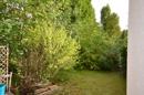 Terrasse und Grünanteil