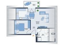 Wohnung 6 DG