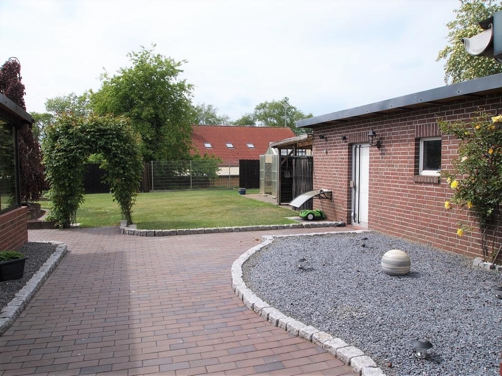 Innenhof - Werkstatt