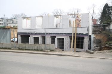 Haus 5 und 6 Straßenansicht