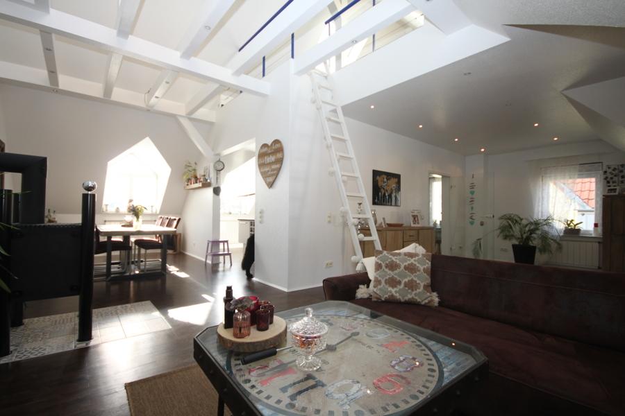 2.OG - Wohnbereich mit Galerie