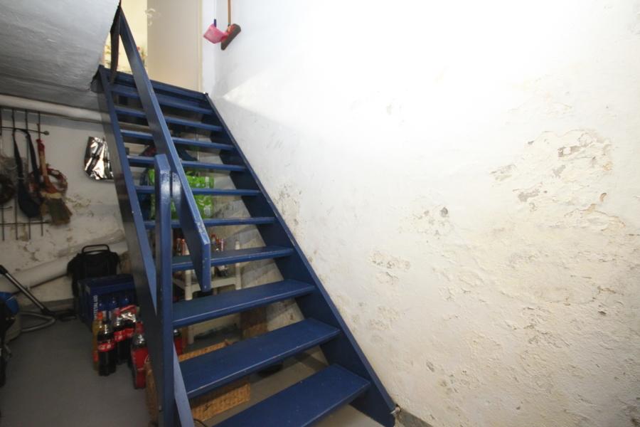 Keller - Treppe