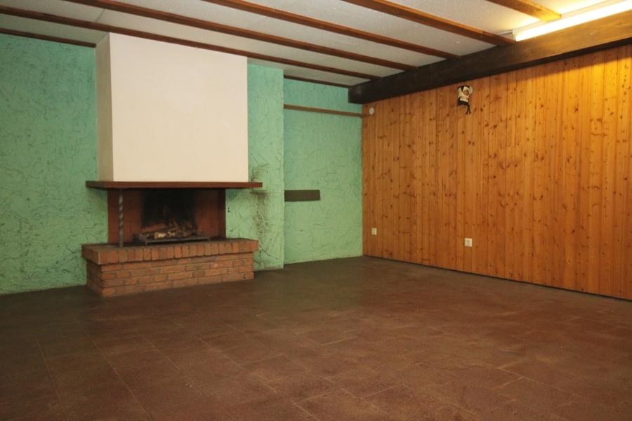 Keller Party-Raum mit Kamin