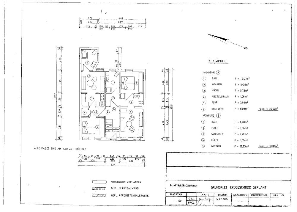 3003-Grundriss Erdgeschoß