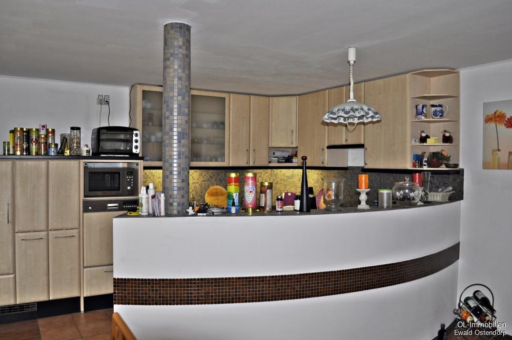 Ein Küchenbereich
