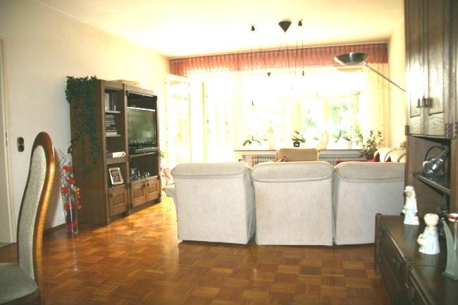 Wohnzimmer EG mit Wintergarten