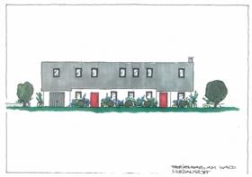 Feng Shui Immobilien - Außenbereich