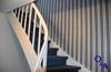 Treppen zum DG