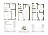 Grundrissblatt 2, 2b, 2d - H6