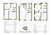 Grundrissblatt 2a, 2c, 2e - H6