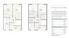 Haus 8 - Grundriss OG Standard / Luxusbad