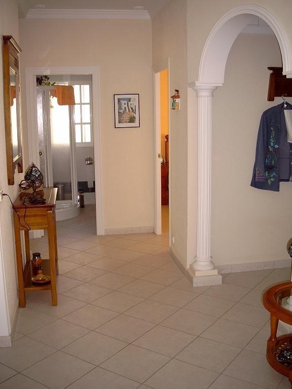 Eingangsbereich, zum kleinen Bad
