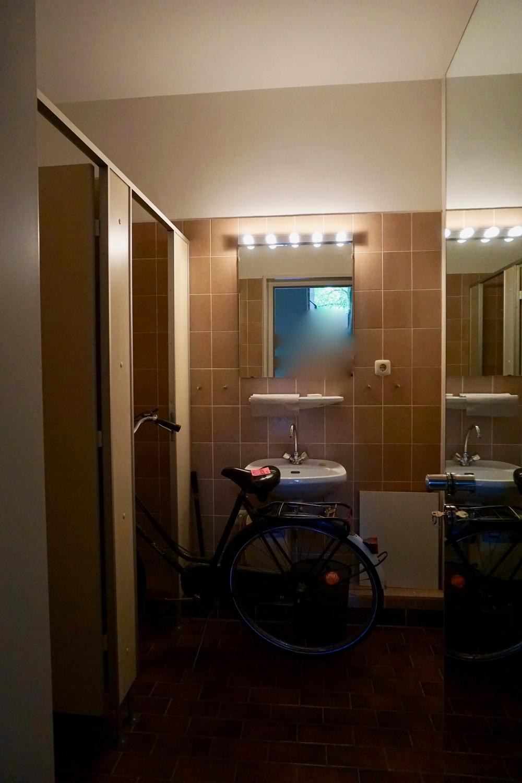 Aussen-WC / Lagerraum