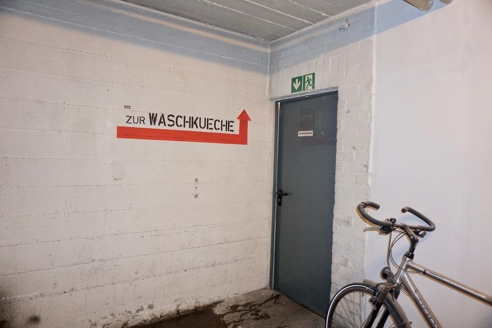 Zugang Waschküche