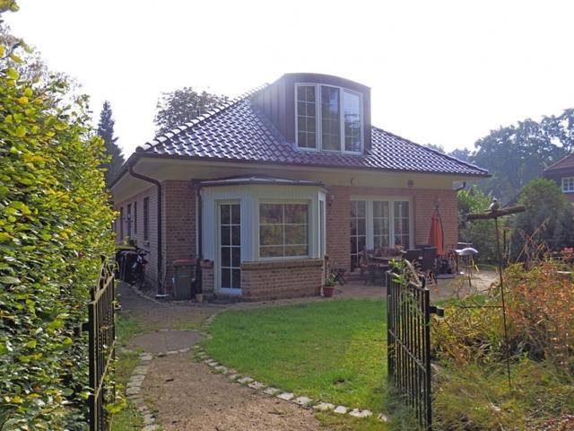 Küchenerker Terrasse