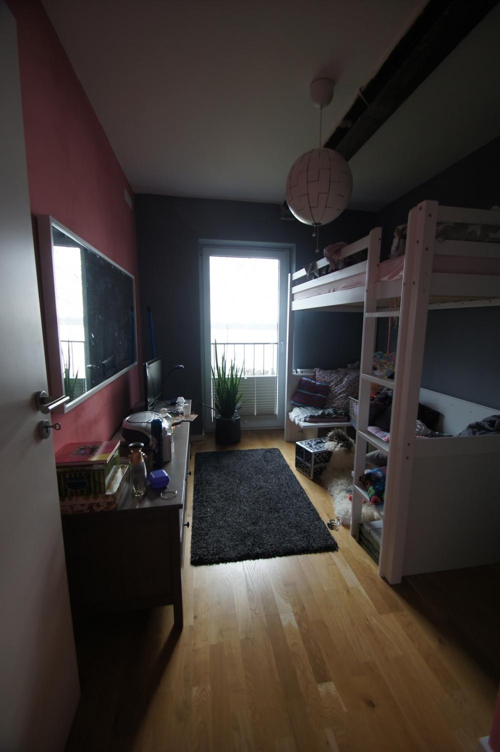 2. Zimmer mit Elbblick