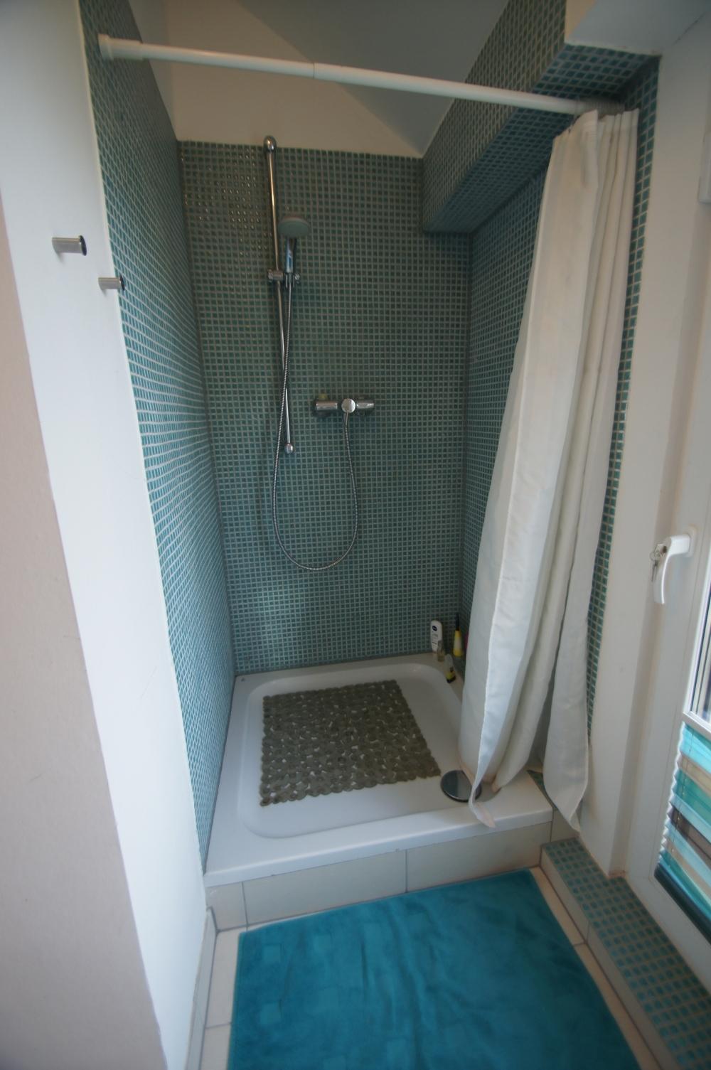 Große Dusche 1. OG