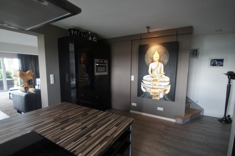 Küchenbereich.