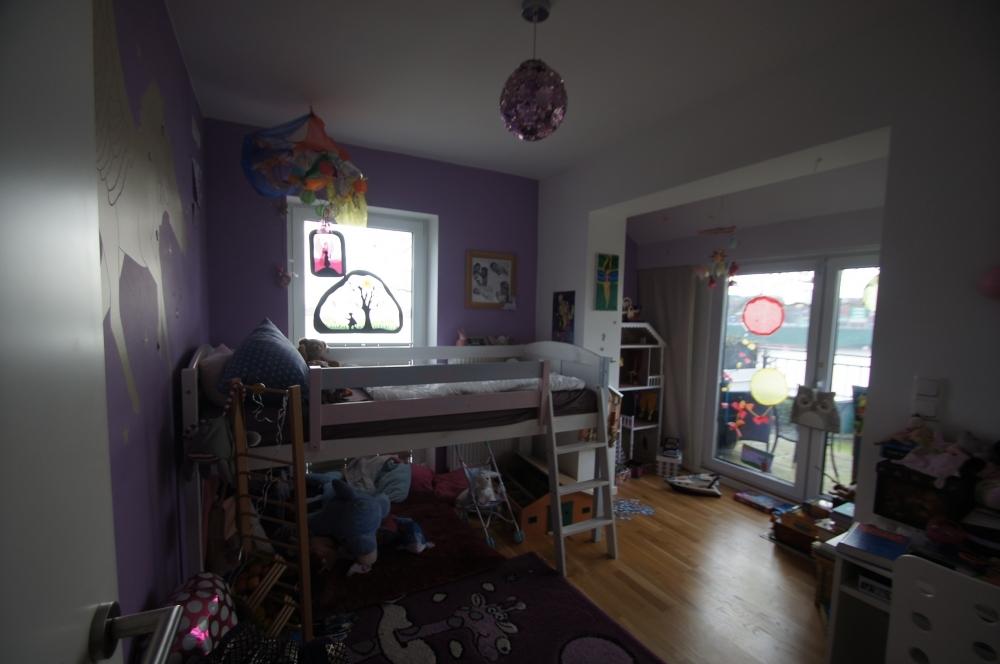 Zimmer mit Sonnendeck