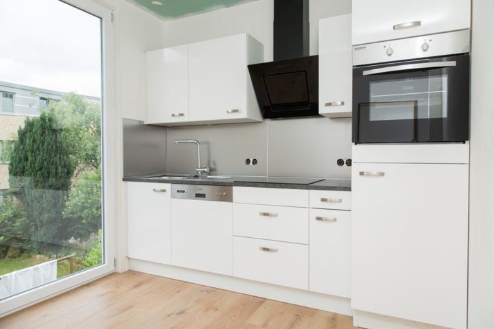 Musterwohnung-Küche