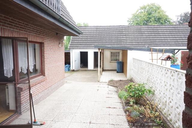 Zugang Haus