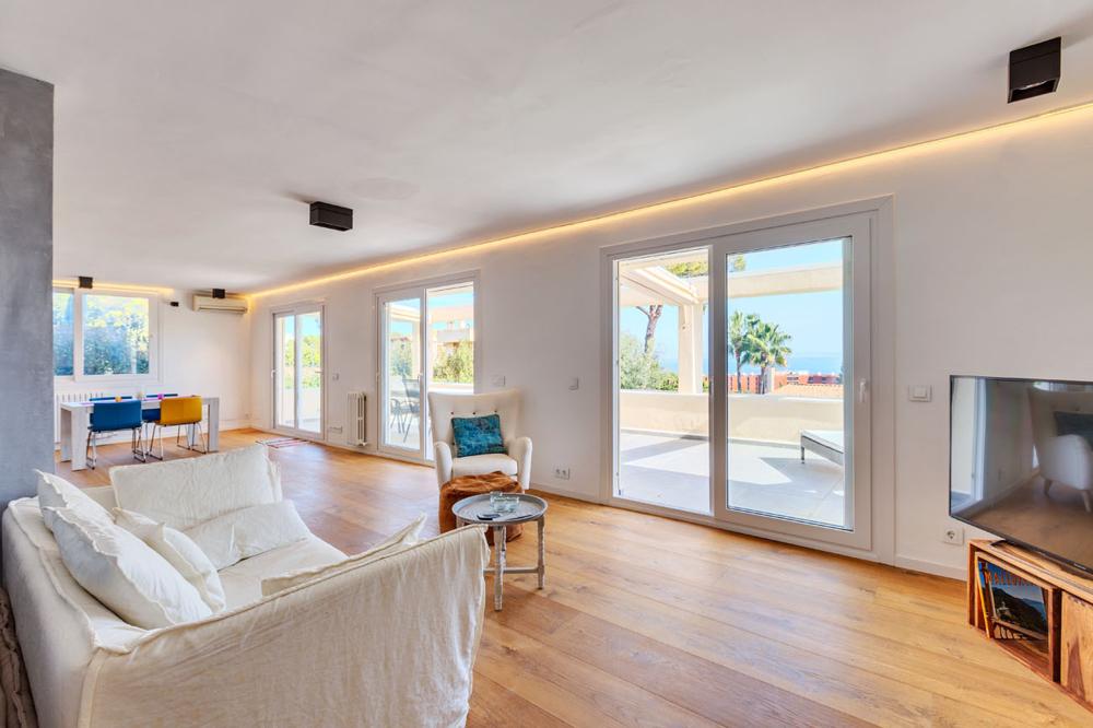 B Living area 1