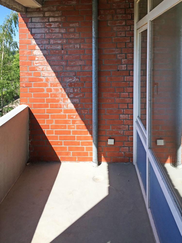 Beispiel Balkon WE  61