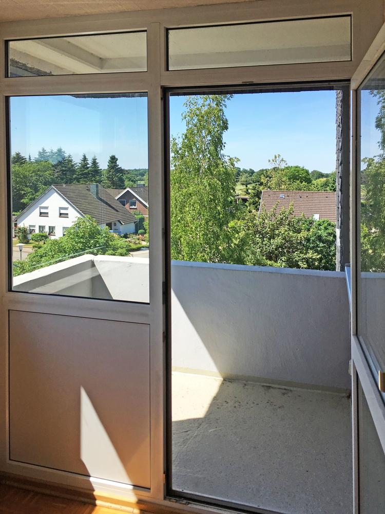 Beispiel Balkon WE 108
