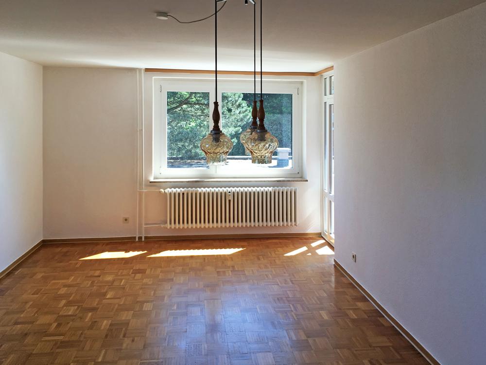 Beispiel Wohnraum WE 4