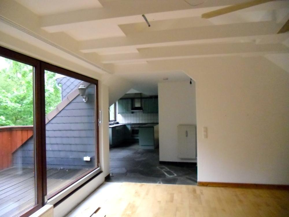 Wohnraum mit Terrasse