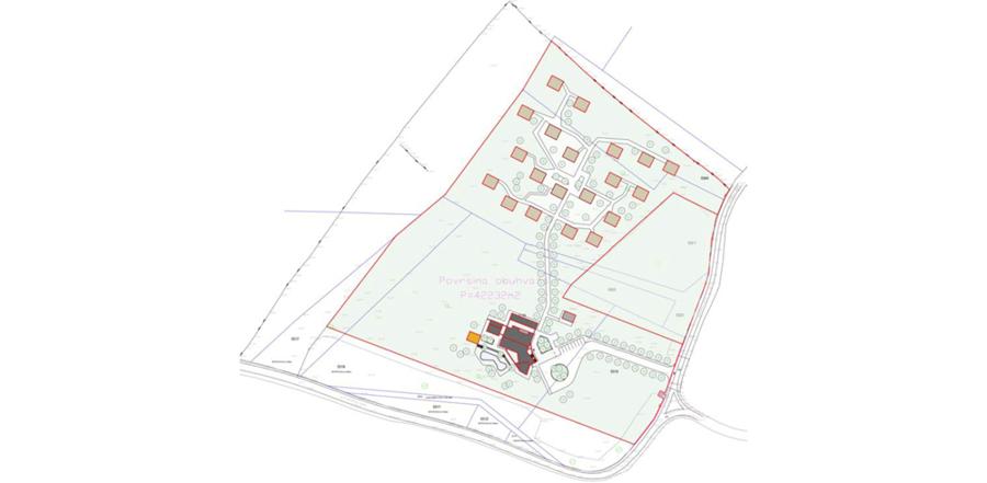 Planung Feriendorf