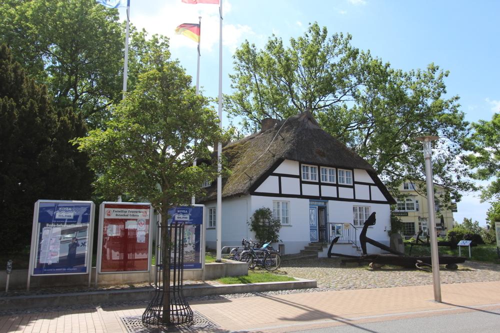Mönchguter Museum im Zentrum